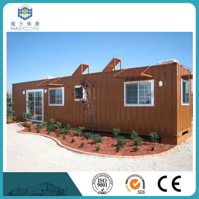 Professional factory modular prefab house kits Iceland