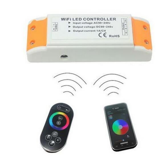 WF103 Dimmer Ac90-240v High Voltage Wifi Controller