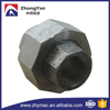 ASTM A105 carbon steel pipe fittings union connector