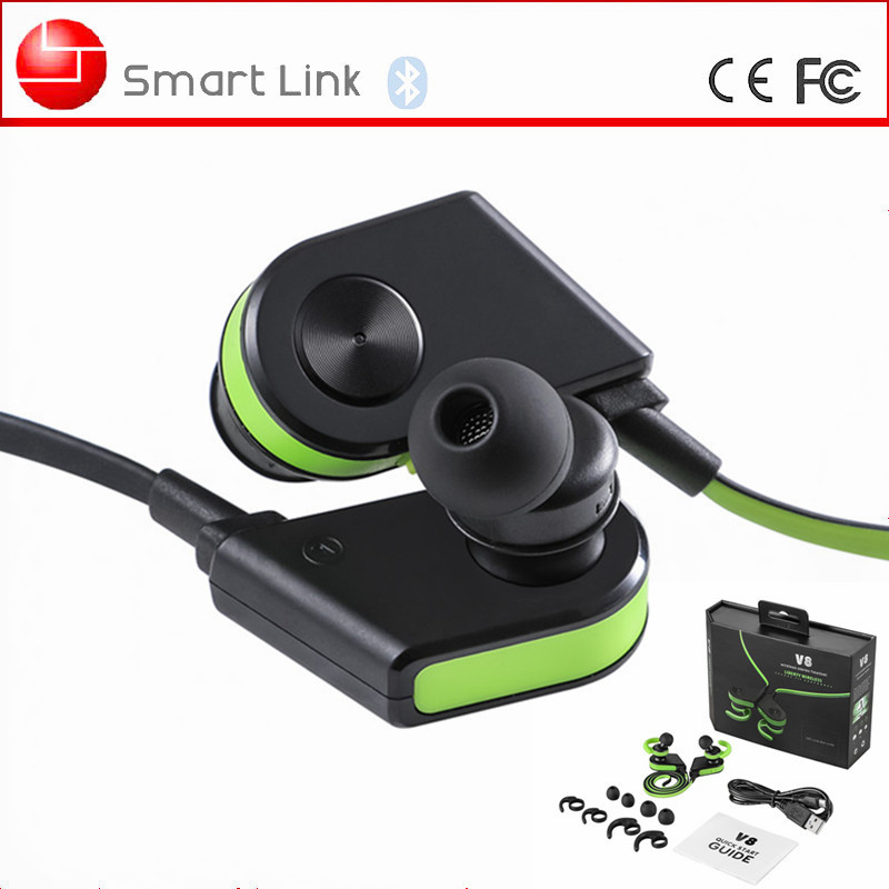 Bluetooth wireless headset stereo headphone with funny earbuds