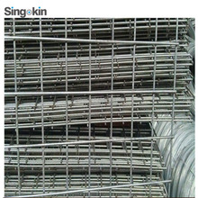 stainless steel welded wire mesh fence panels in 6 gauge