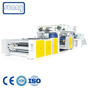 1000mm-6000mm multilayer CPP CPE casting film machine