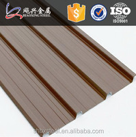 PVC Coated Color Sheet Metal for Roofing Sheets