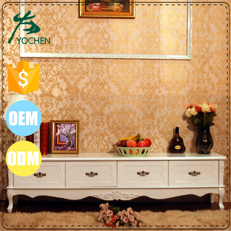 chinese style classic live room furniture wall tv hall cabinet with design