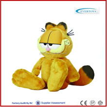 moving sleeping breathing animated toy cat