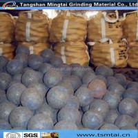 Casting alloy high chromium grinding ball grinding forge steel ball