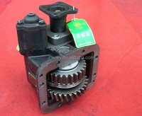 QC45 Sinotruck HOWO gearbox transmission PTO for dump truck hydraulic oil pump