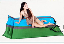 folding automatic inflatable air mattress mat /camping cushion