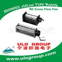 Good Quality Cheap 12inch Solar Dc Cross Flow Fan Manufacturer & Supplier - ULO Group