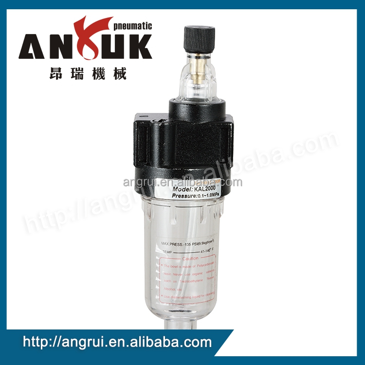 KAL 2000 Hot Sell High Quality Air Filter Air Source Treatment Filter Pneumatic Component