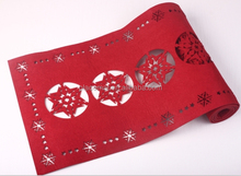 Fashion Factory Wholesale Laser Cut Felt Table Runner Sizes