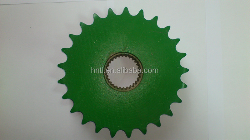 Harden Teeth Agricultural Machinery Sprocket Wheel for Grape Combine Harvester