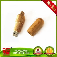 2016Eco wood bulk usb flash wood drive usb stick