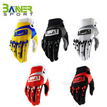 Bike full finger motorcycle racing glove