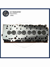 TOYOTA Engine parts completed cylinder head for 3L