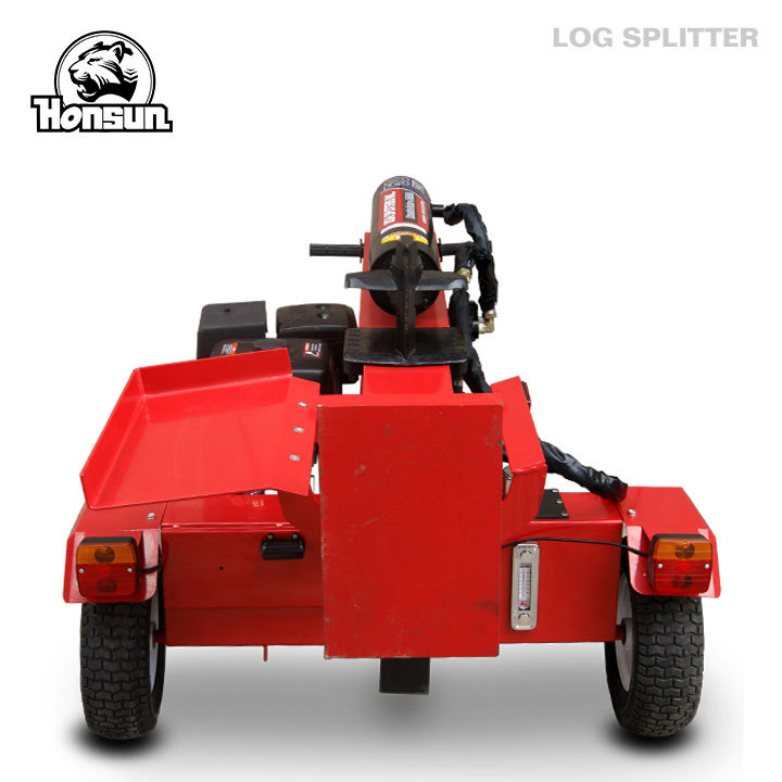 2014 China supplier CE certificate electric start forestry machine hydraulic gasoline 50 ton hydraulic pumps for log splitter