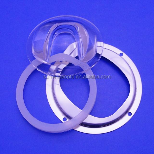 20W Glass LED LENS For 66MM Diameter Glass Lens