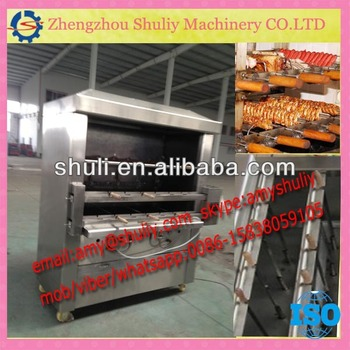 BBQ charcoal roaster machine /Brazilian charcoal barbecue roaster machine//Brazilian grill machine 0086-15838059105