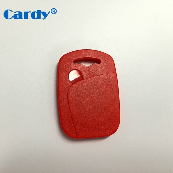 Laser UID Printing LF RFID T5577 Key Fob for Access Control
