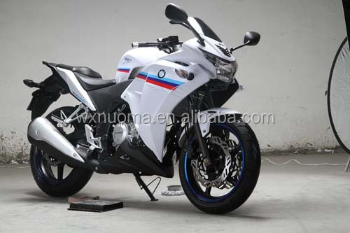 new design high quality Chinese 250cc racing motorcycle with Zongshen CBB engine