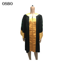 Best price church gown wholesale clergy pulpit robes