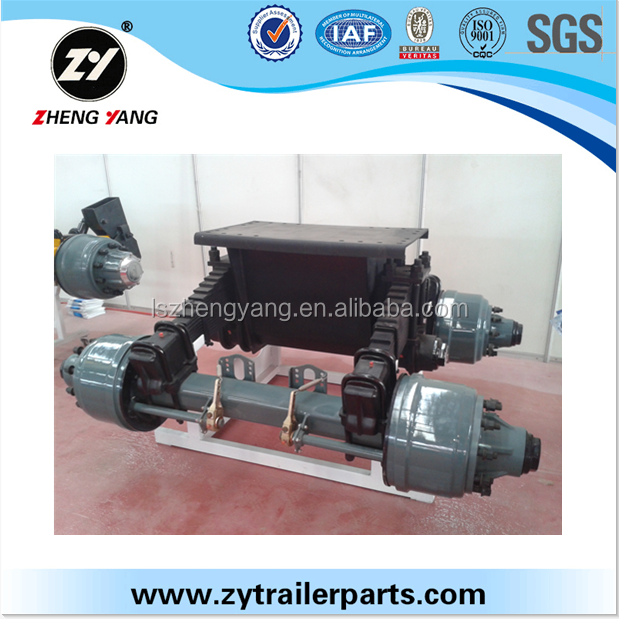 Trailer proton spare parts 24T bogie suspension