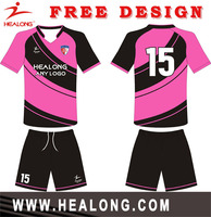 customized cheap Sublimation football jersey thailand soccer authentic jersey