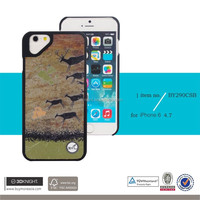 2016 High Quality Fashionable Cell Phone Color Painting Back Case Cover for iphone 6 6s 6s plus 6 plus marble cases