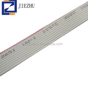 JZDZ flat cable ribbon cable parallel wire 7/0.10mm strands