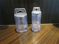 clear cylinder plastic packaging boxes