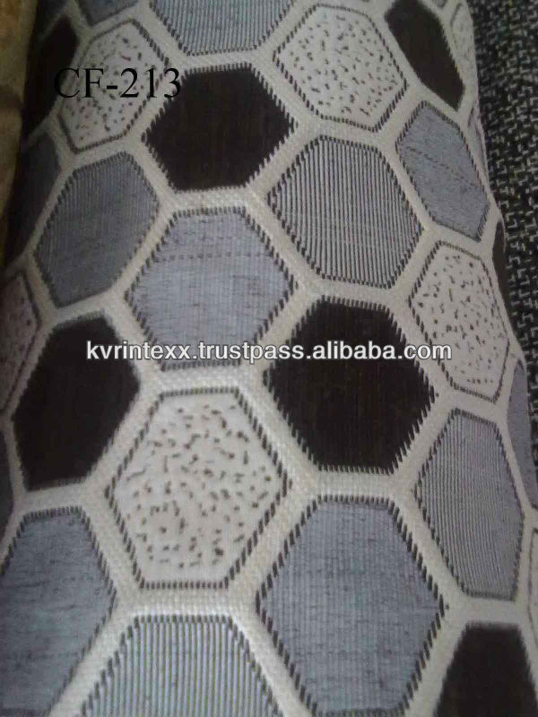diamond design upholstery fabric