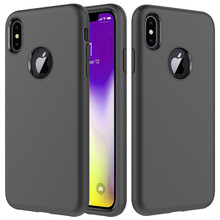 Alibaba Hot Selling Products Shockproof TPU PC Hybrid Case for Apple Iphone Xs Plus 6.5 inch