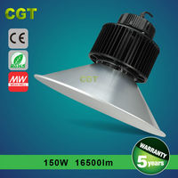 150 watt Warehouse LED high bay light 150W TUV-CE/GS SAA approval