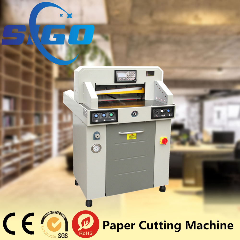 automatic roll to sheet cutting machine honeycomb paper cutter