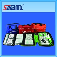 Car or ourdoor use outdoor first aid kit / emergency bag