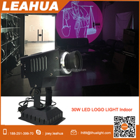 Remote Control Indoor 30W LED Logo