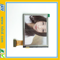 Touch panel 3.5'' lcd tft display with transflective sunlight readable