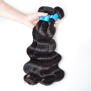 Virgin brazilian hair 100% natural remy brazilian virgin hair,human hair extension