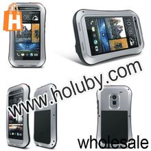 LOVEMEI Aluminum Bumper Outdoor Gear Armor Waterproof Hard Case for HTC One Max T6