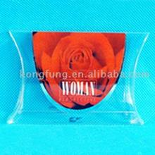 clear plastic Apple Pie PVC packaging Box