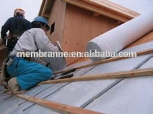 pitched roof underlay