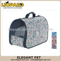 Fashionable stylish fashion recycled pet carrier