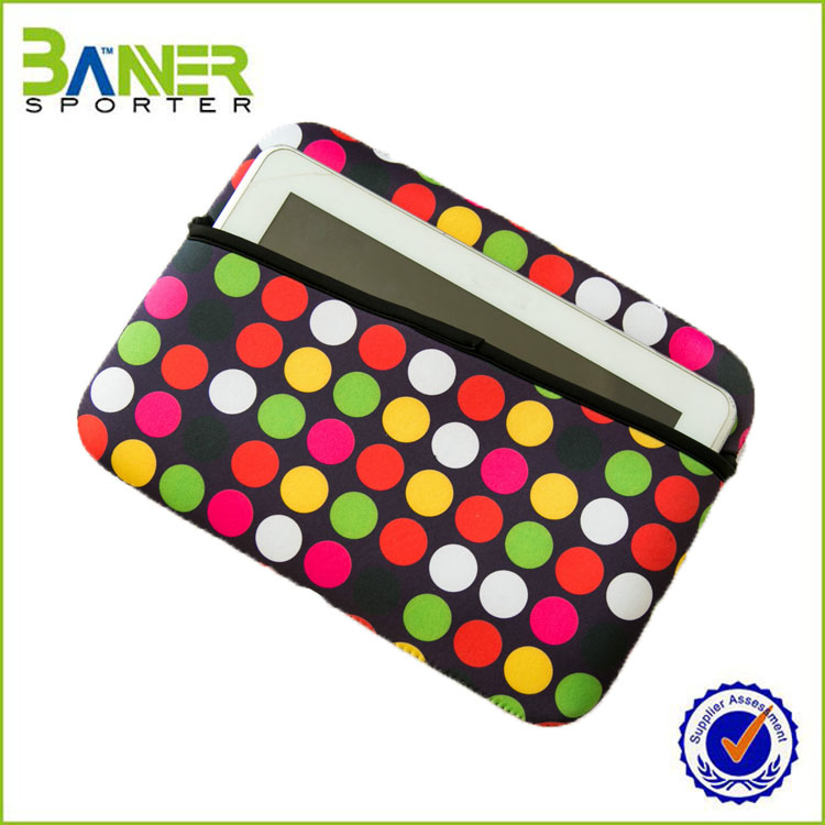 Hot sale custom neoprene laptop sleeve 11.6