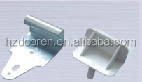 Garage PVC door handle inner handle and outside handle,door hardware parts, garage door accessory