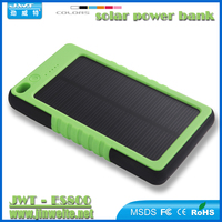 New arrival solar power bank 30000mah