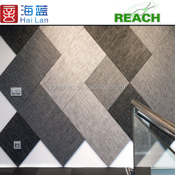 polyster pvc coated fabric vinyl wallpaper for restaurant decorate non slip fabric