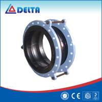 Flanged Type Hydraulic Flexible Rubber Compensator