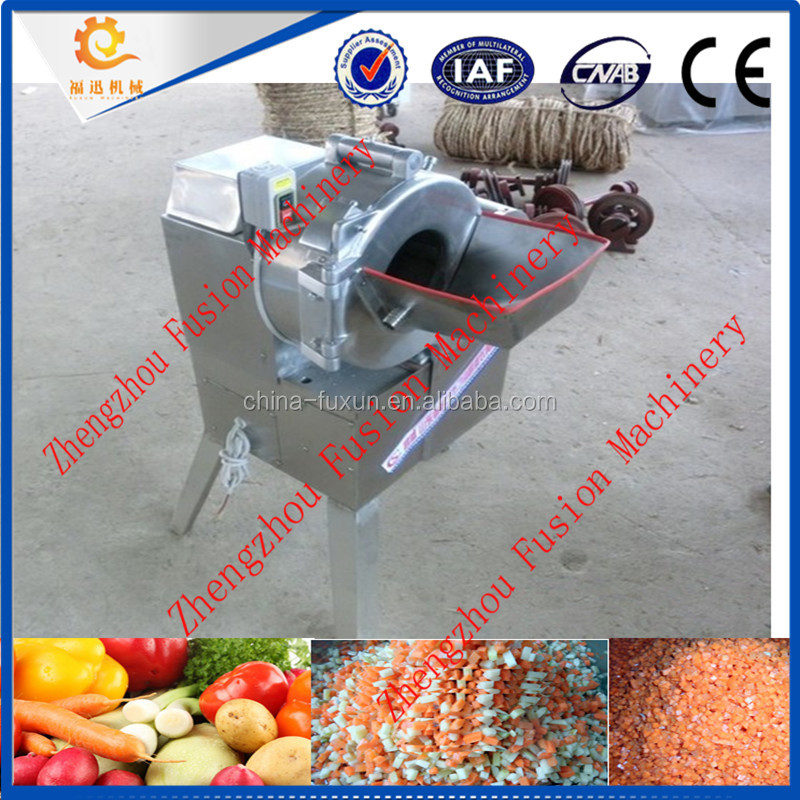 BEST PRICE carrot dicing machine/machine for dice vegetable