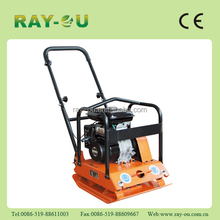 Factory Direct Sale High Quality Vibrating Plate Compactor For Sale With Wheels