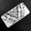 Hot Selling Marble + PC Back Cover For IPhone 6 /6S